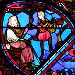 Jacob envoie son fils vers ses frères à Sichem