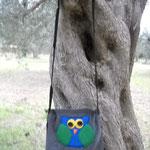 ptra94a velluto liscio, tasca esterna chiusa con lampo