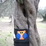 ptra92a velluto liscio, tasca esterna chiusa con lampo