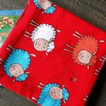 Kinderbuch - Hüllen - klein - Schafe