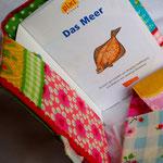 Kinderbuch - Hüllen - Groß - Rosa