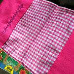 Kinderbuch - Hüllen - klein - pink