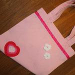 Kindertasche Rosa