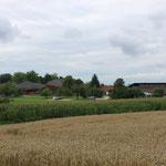Heilstätte und Werkstattgebäude