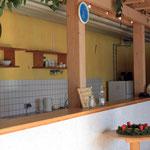 Die große Caféte - Cafeteria im Werkstattgebäude
