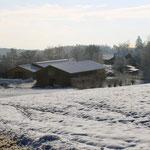 Blick auf den befreundeten Rimpertsweiler Hof