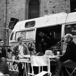 Première émission à saint Baudille et Pipet
