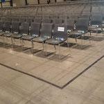 Inductionloop für Generalversammlung