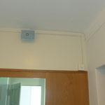 100V Lautsprecher regelbar