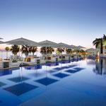 Obra acabada, sin duda, un fantástico hotel con una ahora mejor piscina