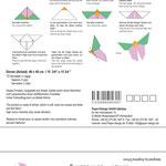 Verpackung Origamiservietten
