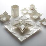 Origamigeschirr