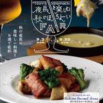 東京ソラマチ ホロ酔いフェアパンフレット
