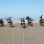Fahrspaß in der Wüste