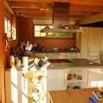 Zmorgeküche, für die, die B and Breakfast gebucht haben