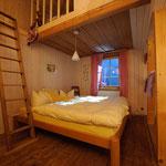Luftzimmer mit Galerie, auch Familienzimmer