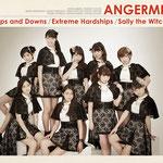 ANGERME - Nanakorobiyaoki / Gashinshoutan / Mahoutsukai Sally