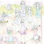 Seiko Oomori - Magic Mirror / Sacchan no Sexy Curry