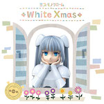 Miss Monochrome - White Xmas