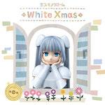 Miss Monochrome - White Xmas