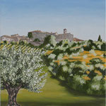 Castelnuovo del'Abate, Toscane