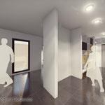 Bas Group - Neubau von 2 Stadtvillen/Mehrfamilienhäusern in Detmold