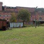 Ehemaliges Linoleumwerk Kohlmühle im Sebnitztal