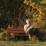 Siggi bei seiner Lieblingsbeschäftigung, 19.10.2013