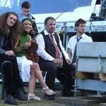 dieSTEINBACH, Songs an einem Sommerabend, Kloster Banz