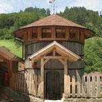 Umbau mit Sauna und Spielturm