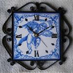 時計アズレージョの天使 ¥14000
