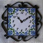 時計トルコの花柄 ¥13000