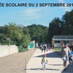 Rentrée scolaire du 2 septembre 2010