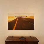Follow me. Oil on linen. 140x90