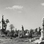 Hein Gorny - Siegesallee, Tiergarten, Berlin 1945 - 1946 - Silbergelatineabzug/gelatin silver print - 17,3 x 23,2 cm © Hein Gorny - Collection Regard
