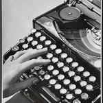 Schreibmaschinentastatur - © Hein Gorny - Collection Regard