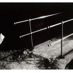 Heinrich Riebesehl (1938-2010) - 331/74 - 1974 - Gelatin silver print - 23,6 x 34,6 (30,3 x 40,3) cm - © Heinrich Riebesehl