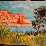 La  galerie peinture de notre coloriste...