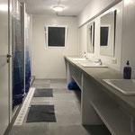 Washrooms / Waschräume