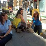 ...insieme alla collega Mirella Viteritti