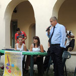 Saluti del Sindaco del Comune di Celico Dott. Luigi Corrado