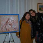 Grazia Calabrò e Alessandra Primicerio (critica d'arte)