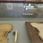 strumenti musicali dell'ebanista liutaio Alessandro Carpino