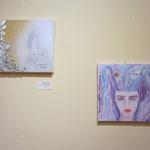 opere di Maria Cristina De Pasquale e Alba Abbritta