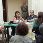 Peresentazione e critica della Prof.ssa e critico d'arte Pileria Pellegrino