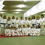 2009 dicembre - Esame di cinture colorate gruppo ragazzi