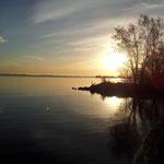 Sonnenaufgang in Medemblik