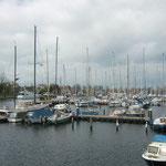 Jachthafen in Medemblik