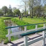 Angeln ist im gesamten Park für alle Gäste erlaubt