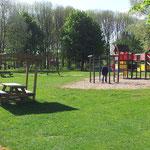 Großer Spielplatz im Ferienpark